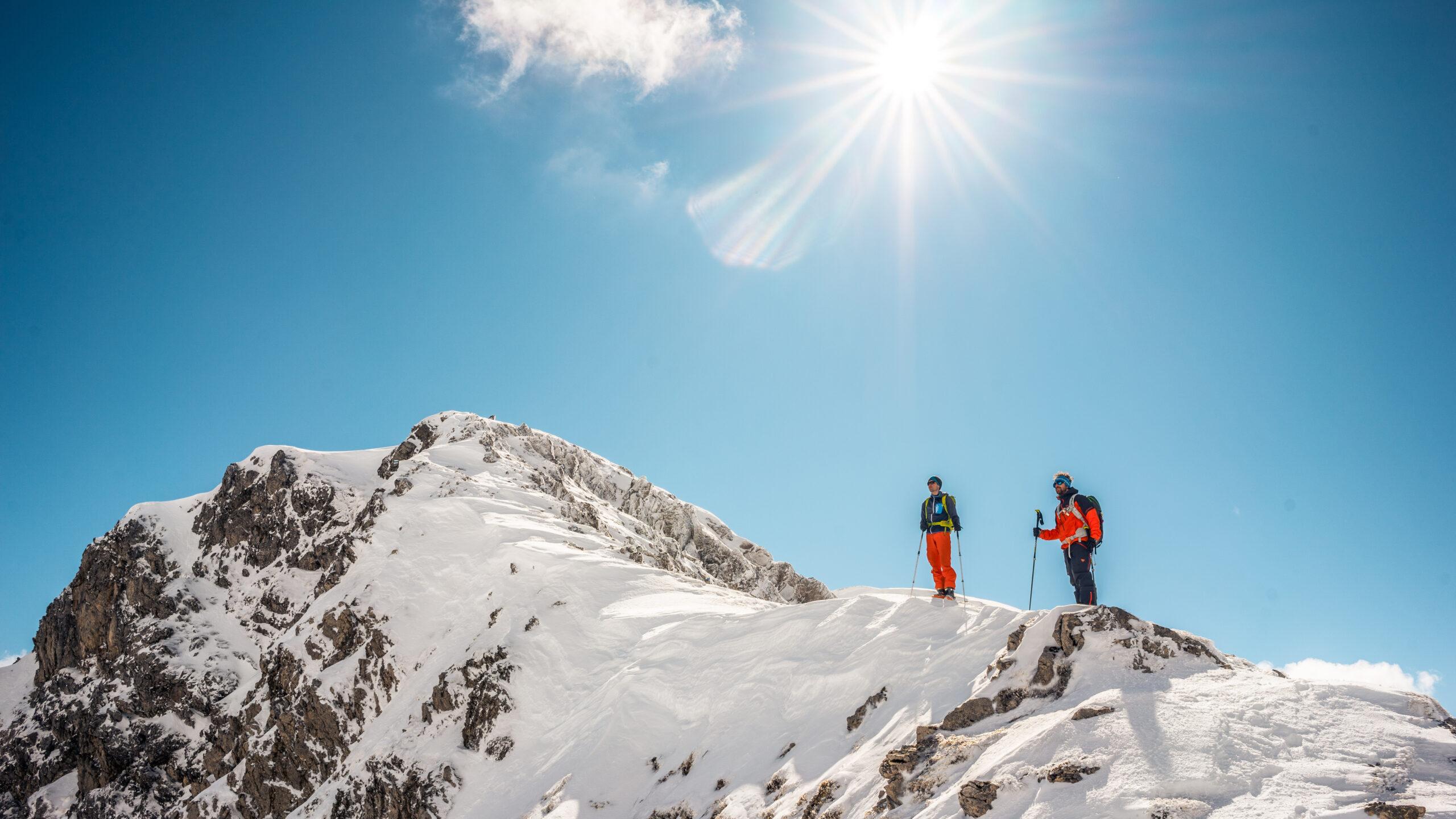 Skitourentage Bielerhöhe