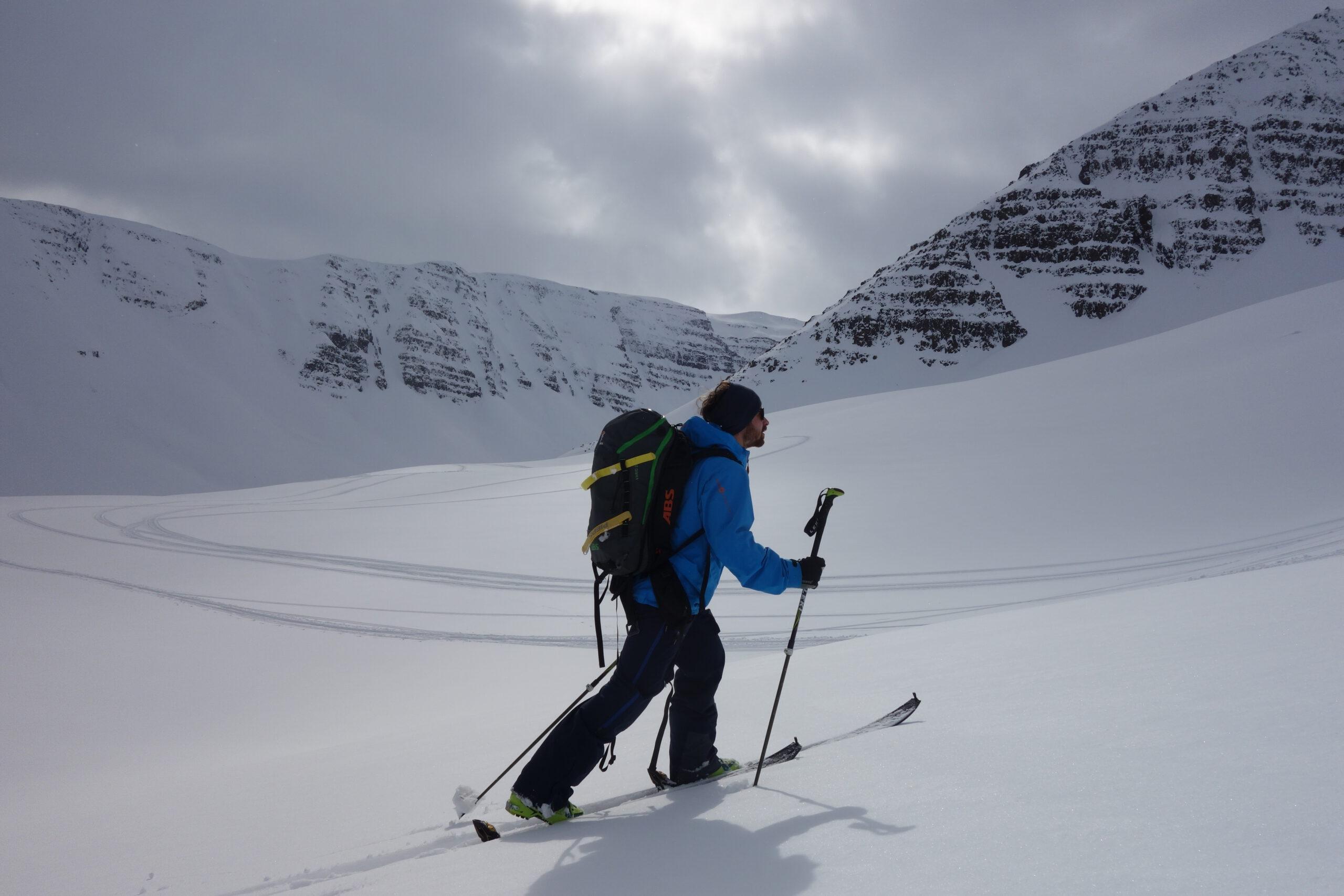 Skitour - Burstkopf (600 Hm)